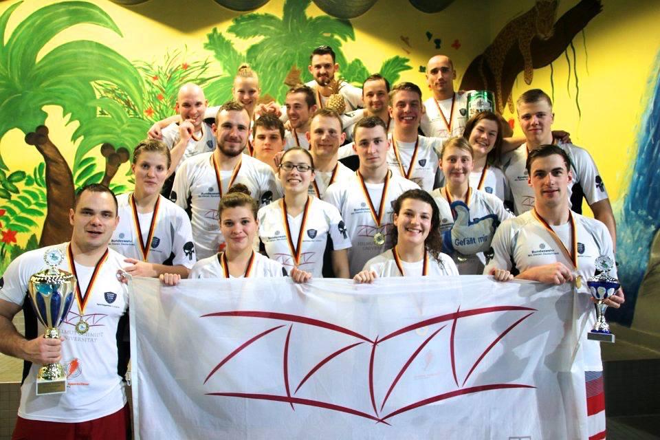 Kleine BW Drachen vom Alster Sport Club